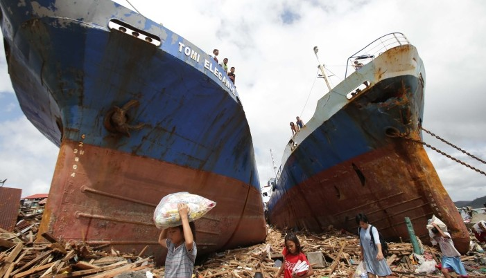 typhoon ships