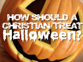 It's Halloween.  What do we do about it?