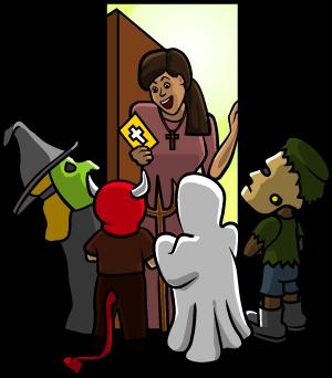 halloween-evangelism